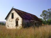 Die kerk wat Bertha laat bou het
