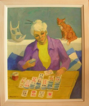 Selfportret - Marjorie Wallace